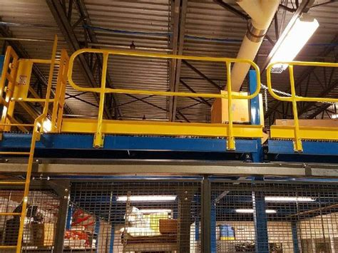 Industrial Removable Safety Railing