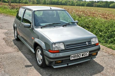 renault 5 turbo renault 5 gt turbo review retro road test motoring research