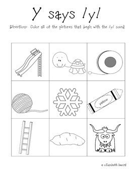 Letter Y Activities By Thehomegrownlife  Teachers Pay Teachers