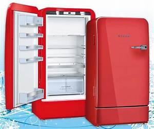 Kühlschrank Retro Bosch : der bosch retro k hlschrank gibt ihrer k che einen charmanten blick k che zenideen ~ Frokenaadalensverden.com Haus und Dekorationen