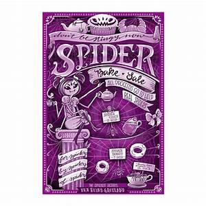 UNDERTALE - Spider Bake Sale Flyer - Fangamer