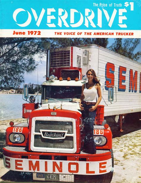 Overdrive Magazine (1972-1973): Voice of the American ...
