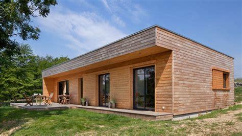 maisons bois un concept innovant d architecte constructeur