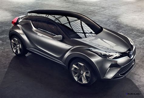 2018 Toyota C Hr Concept 4 Door