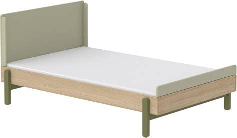 Flexa Popsicle Bett Mit Hohem Kopfteil 120x200 Cm
