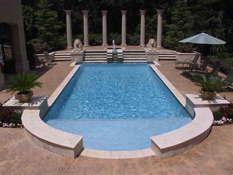 Okc Pool Builders  Blue Haven Pools