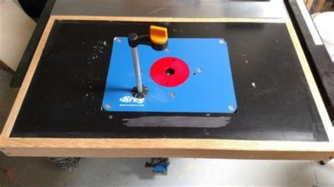 delta   table  router table  rrich
