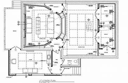 Recording Studio Layout Floor Plan Plans Audio