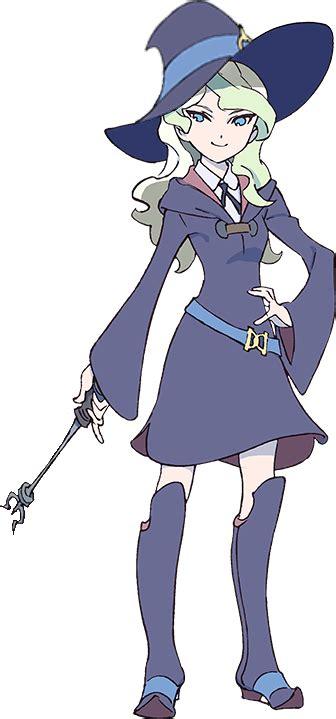 Anime Feet Little Witch Academia Tv Diana Cavendish