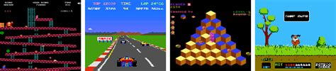 Top Video Games of the 80s | Like Totally 80s