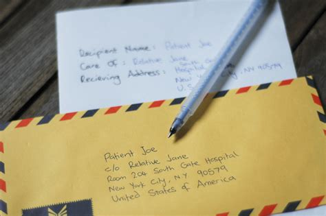 address envelopes  care   steps wikihow