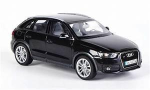 Audi Q3 Noir : audi q3 miniature noire schuco 1 43 voiture ~ Gottalentnigeria.com Avis de Voitures