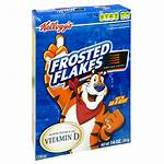 Flakes Frosted Cereal Kellogg Ben Ice Kelloggs