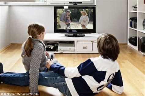 Children Watching Too Much TV