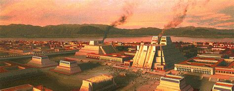 montezuma ii aztec civilization