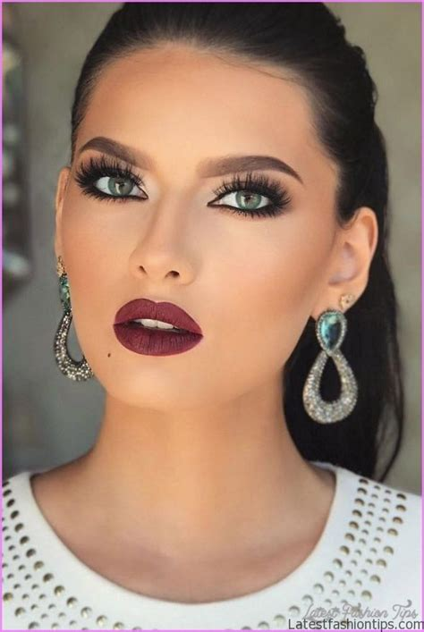 Prom Hair And Makeup Ideas Latestfashiontipscom