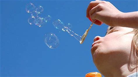 bulles de savon maison