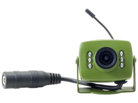 green feathers wireless bird box camera  night vision