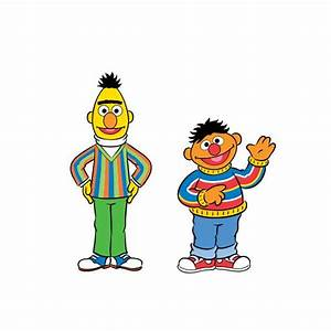 clipart of sesame street characters