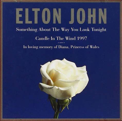 the one elton testo candle in the wind 1997 diana elton testo e