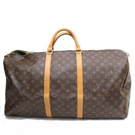 louis vuitton keepall duffle  boston bandouliere