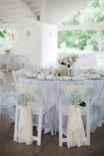 tulle chair sash alternative stylish wedding chair ideas inspirations