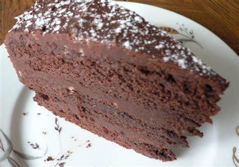 recette de cuisine saumon gâteau au chocolat d 39 anniversaire multidélices