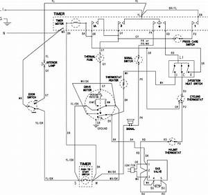 Maytag Model Mdg308daww Residential Dryer Genuine Parts