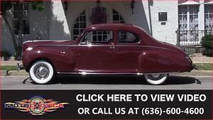 1941 Lincoln Zephyr V-12