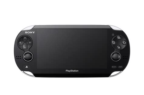 Sony Unleashes Hd Images Of The Ngp (aka Psp 2
