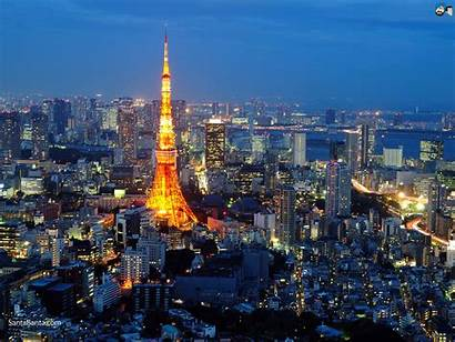 Tokyo Places 1080p Japan Tower Wallpapers Countries