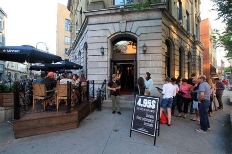 bureau de poste fermont top 5 des restaurants cafés bonnes adresses à québec le