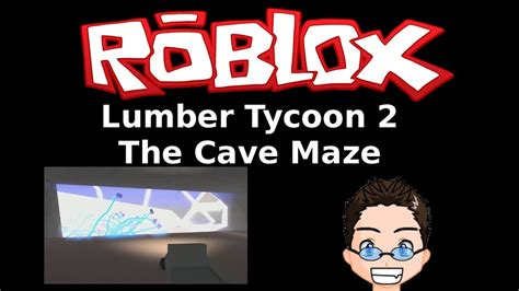 roblox lumber tycoon   cave youtube