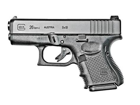 Glock Concealed Carry Pistols
