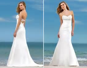 linen wedding dress simple wedding dress for formal or casual wedding ipunya