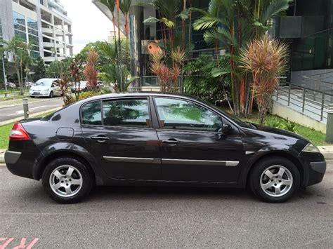 Cheap And Nice Short Term Renault Megane For Sale Singapore