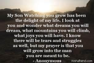 Happy Birthday My Son Quotes