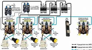 Heating Element Wiring Diagram