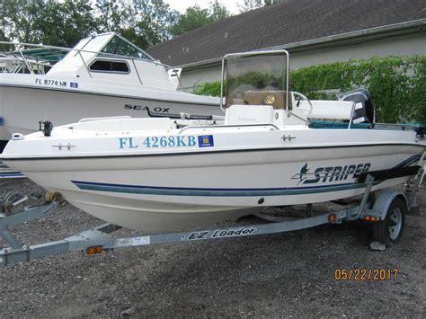 Striper Center Console Boats For Sale by 1996 Seaswirl Striper 1730 Center Console Power Boat For