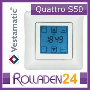Rolladen Zeitschaltuhr Mit Sonnensensor : neu zeitschaltuhr vestamatic quattro s50 sonnensensor 1m ~ Michelbontemps.com Haus und Dekorationen