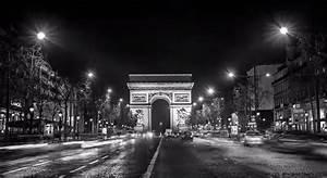 Livraison Marseille Nuit : time lapse de paris la nuit ville anim e et magique ~ Maxctalentgroup.com Avis de Voitures