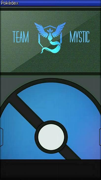 Mystic Team Phone Deviantart Pokemon Pokedex