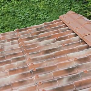 Toiture Abri De Jardin Castorama : plaque imitation tuile toiture abri de jardin bac acier ~ Dailycaller-alerts.com Idées de Décoration