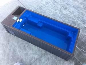 Pool Aus Container : the 25 best shipping container pool ideas on pinterest shipping container swimming pool ~ Orissabook.com Haus und Dekorationen
