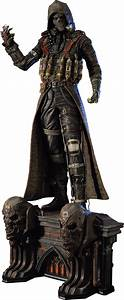 Batman Arkham Knight Scarecrow 13 Scale Statue By