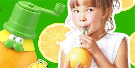 Turn That Orange Into A Juicebox With The Gurefuru Chuchu