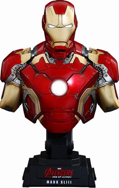 Iron Mark Xliii Sideshow Collectible Marvel Collectibles