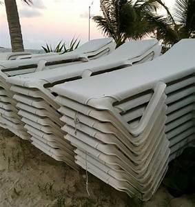 Transat De Plage : lot de transat de plage annonce mobilier et quipement ~ Dode.kayakingforconservation.com Idées de Décoration