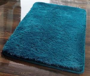 Tapis Bleu Petrole : dyckhoff opal 0900527489 tappeto da bagno 50 x 80 cm ~ Melissatoandfro.com Idées de Décoration