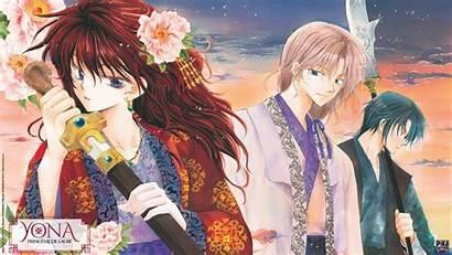 Yona Akatsuki Anime Wallpapers Harem Inverso Dawn